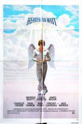 Heaven Can Wait movie poster (1978) [Warren Beatty] original 27x41