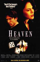 Heaven movie poster (1998) [Martin Donovan, Joanna Going] 26x40