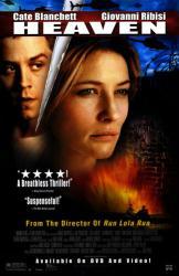 Heaven movie poster (2002) [Cate Blanchett, Giovanni Ribisi] 26x40