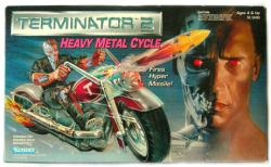 Terminator 2: Heavy Metal Cycle vehicle (Kenner/1991)