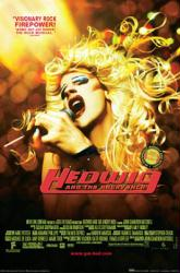 Hedwig and the Angry Inch movie poster [John Cameron Mitchell] 24 X 36