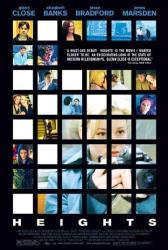 Heights movie poster [Elizabeth Banks/Glenn Close] 27x40 original