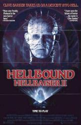 Hellbound: Hellraiser II movie poster [Doug Bradley] original 27x40