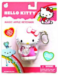 Hello Kitty: Magic Apple Keychain (Basic Fun/2010) New