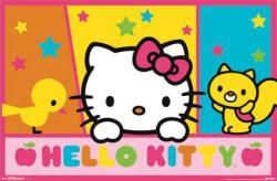 Hello Kitty poster: Peek (34 X 22) New
