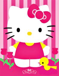 Hello Kitty tin sign (11x14) Brand New
