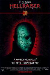 Hellraiser: Bloodline movie poster [Doug Bradley as Pinhead] 26x40