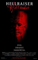 Hellraiser: Hellseeker movie poster [Doug Bradley as Pinhead] 26x40