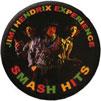Jimi Hendrix Experience pinback: Smash Hits (1'' Button)