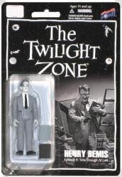 "The Twilight Zone: Henry Bemis 3 3/4"" action figure (Bif Bang Pow)"