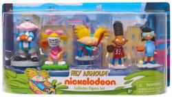 Hey Arnold! Collector Figure Set (Just Play/2017) Nickelodeon