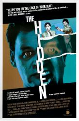 The Hidden movie poster (1987) [Michael Nouri/Kyle MacLachlan] 27 X 41