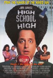 High School High movie poster [Jon Lovitz, Tia Carrere] 27x40