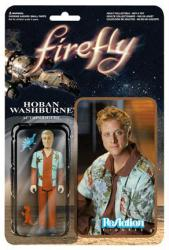 Firefly: Hoban Washburne ReAction action figure (Funko/2014)