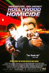 Hollywood Homicide movie poster [Harrison Ford & Josh Hartnett] video