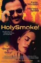 Holy Smoke movie poster [Harvey Keitel, Kate Winslet] 26x40