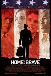 Home of the Brave movie poster [Samuel L. Jackson, Jessica Biel] 27x40