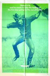 Homer movie poster (1970) [Don Scardino] 27x41 original one-sheet