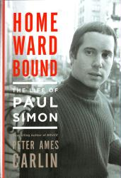 Paul Simon biography: Homeward Bound hardback book (2016)