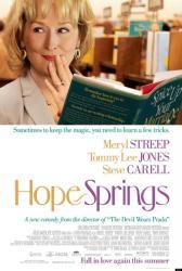 Hope Springs movie poster [Meryl Streep] 2012 one-sheet