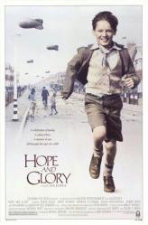 Hope and Glory movie poster [a John Boorman film] original 27x41