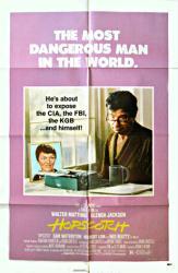 Hopscotch movie poster [Walter Matthau & Glenda Jackson] 1980 original