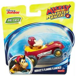 Mickey and the Roadster Racers: Horace's Flaming Flamenco die-cast