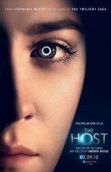 The Host movie poster (2013) [Saoirse Ronan] original 27 X 40 advance