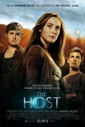 The Host movie poster [Saoirsa Ronan] original 27'' X 40'' one-sheet