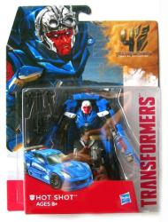 Transformers Age of Extinction: Hot Shot action figure (Hasbro)