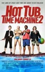 Hot Tub Time Machine 2 movie poster [Rob Corddry/Craig Robinson] 27x40