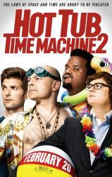 Hot Tub Time Machine 2 movie poster [Craig Robinson] 27x40 advance