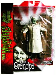 The Munsters: Hotrod Grandpa action figure (Diamond Select/2013)