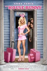 The House Bunny movie poster [Anna Faris/Emma Stone/Katharine McPhee]