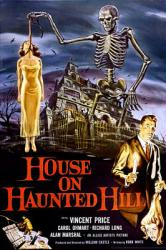 House On Haunted Hill movie poster (1959) [Vincent Price] 24'' X 36''