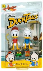 DuckTales: Huey & Dewey action figures (PhatMojo) Disney