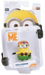 Despicable Me Minion Made: Hula Minion action figure (Thinkway Toys)