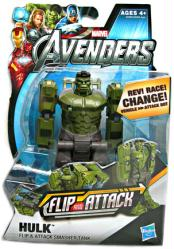 The Avengers: Flip and Attack Hulk action figure (Hasbro/2012)