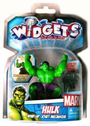 Marvel Widgets: Hulk wind-up figure (Blip Toys/2012)