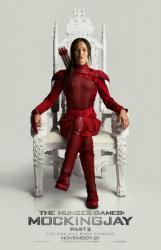 The Hunger Games: Mockingjay - Part 2 poster [Jennifer Lawrence] 27x40