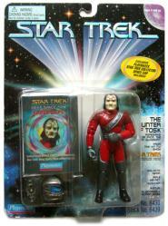 Star Trek: The Hunter of Tosk action figure (Playmates/1995)