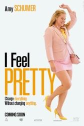 I Feel Pretty movie poster [Amy Schumer] 27x40 original