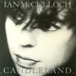 Ian McCulloch poster: Candleland vintage LP/Album flat (1989)