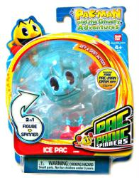 Pac-Man and the Ghostly Adventures: 'Ice Pac' Pac Panic Spinner figure