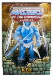 Masters of the Universe Classics: Icer action figure (Mattel/2013)