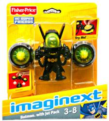 Imaginext DC Super Friends: Batman with Jet Pack figure (Fisher Price)