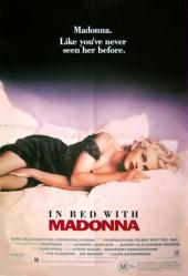 In Bed With Madonna movie poster [Australian release] original 27x39