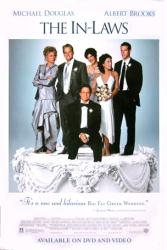 The In-Laws movie poster (2003) [Michael Douglas/Albert Brooks] video
