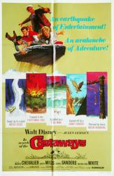 In Search of the Castaways movie poster (Disney 1978 re-issue) 27x41