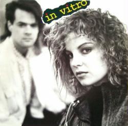 In Vitro poster: In Vitro vintage LP/Album flat